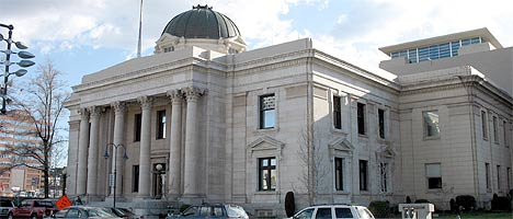 Washoe County Courthouse