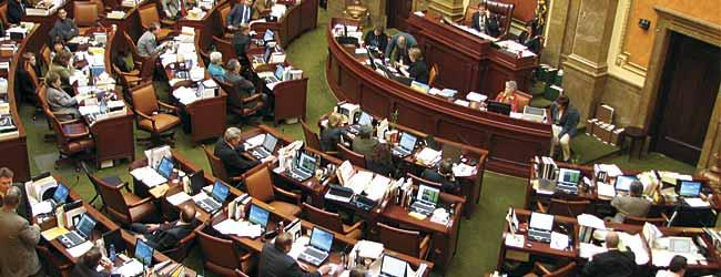 Photo of 2011 legislative preview
