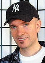 Greg Fox Kyle's B&B artist