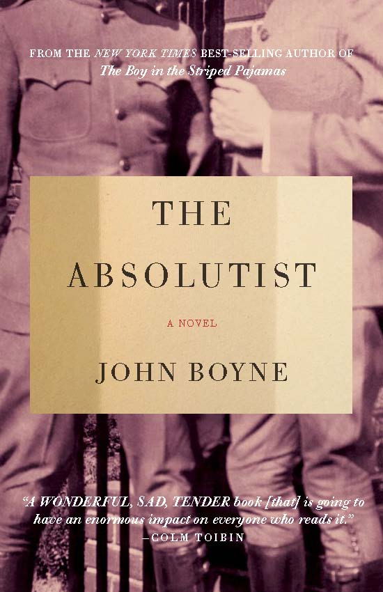 Photo of Book Review: The Absolutist