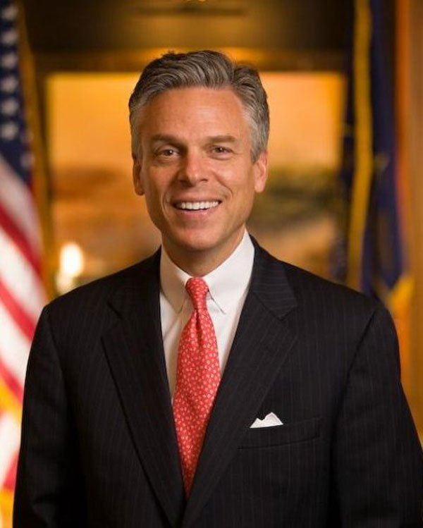 Photo of Equality Utah to honor Huntsman at 11th Allies Dinner