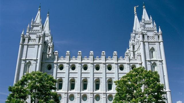 Photo of LDS leaders: no same-sex weddings, receptions at our churches