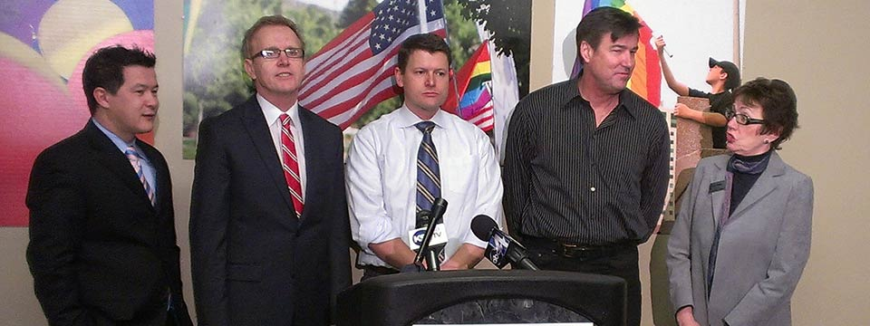 Photo of Utah Pride to file amicus brief with the U.S. Supreme Court