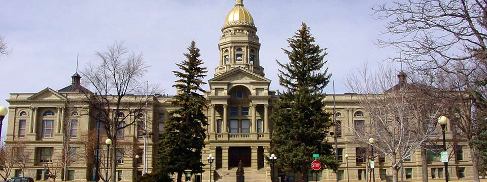 Photo of Wyo. legislature to debate 2 gay union bills