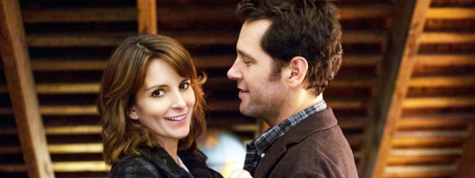Photo of Paul Rudd and Tina Fey talk new movie's acceptance theme, first jobs and shower scene