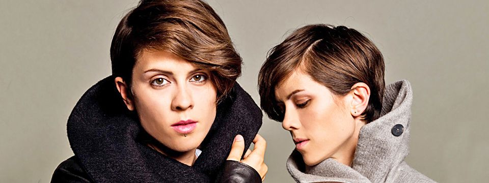 Photo of The Tegan and Sara Interview