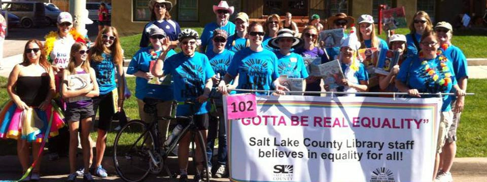 Photo of SL County Library comes under fire for support of Utah Pride
