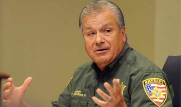 Photo of Louisiana sheriff still arresting men for sodomy; Utah law also still on the books
