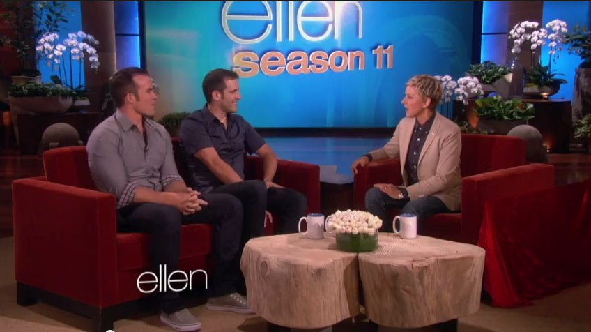 Photo of Video: Home Depot Proposal boys on Ellen