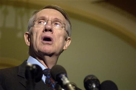 Photo of Sen. Reid: ENDA will hit Senate by Thanksgiving