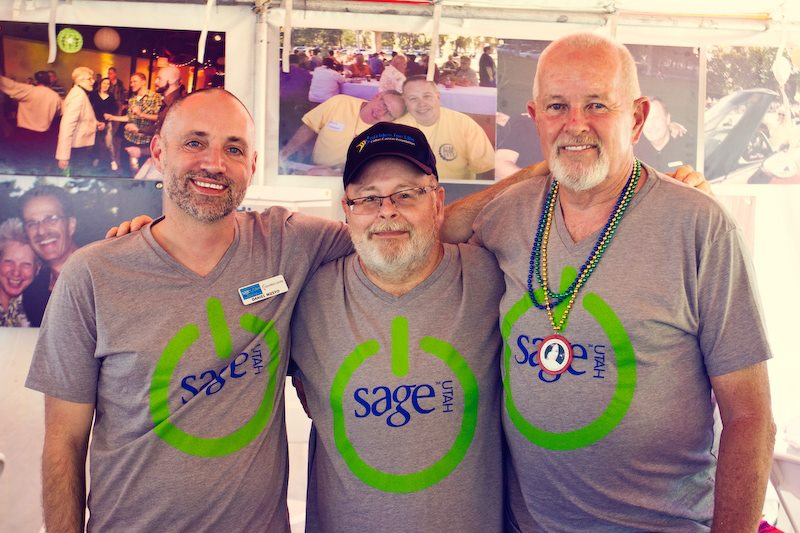 Photo of SAGE Utah Re-Launched! party