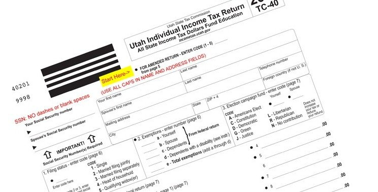 Photo of Utah bill would raise funds to fight same-sex marriage on income tax forms