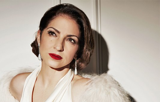 Photo of Gloria Estefan Lives for Loving You