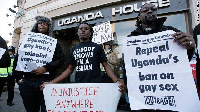 Photo of Passage of Ugandan Law Means Life in Prison for Gays