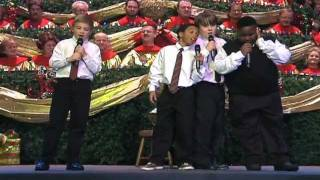 Photo of Video: Hilarious Christmas quartet you won't believe
