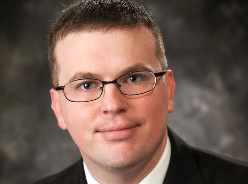 Photo of Former Constitution Party candidate fasting until gay marriages stopped in Utah