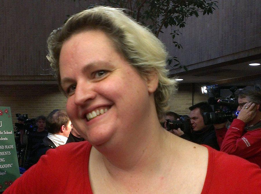 Photo of Megan Risbon resigns from Utah Pride Center, will still be Utah Pride Festival director