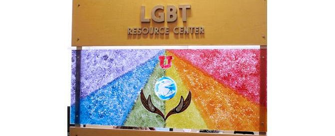 Photo of UofU LGBT Resource Ctr offering scholarship