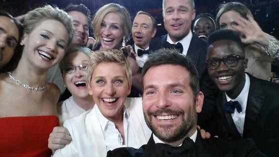 oscars14_selfie