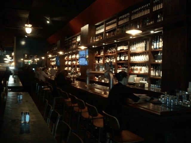 Photo of Restaurant Review: Whiskey Street