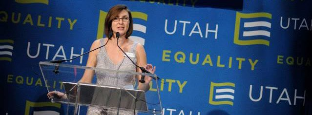 Photo of One of Utah's Finest: Brandie Balken to leave Equality Utah