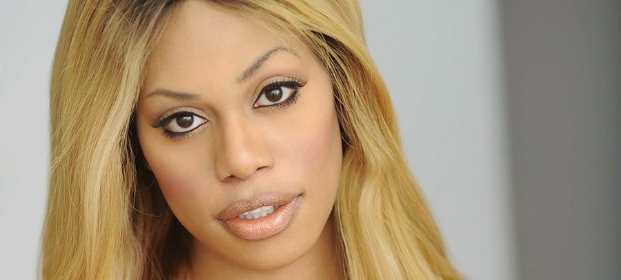 Photo of Laverne Cox wakes up