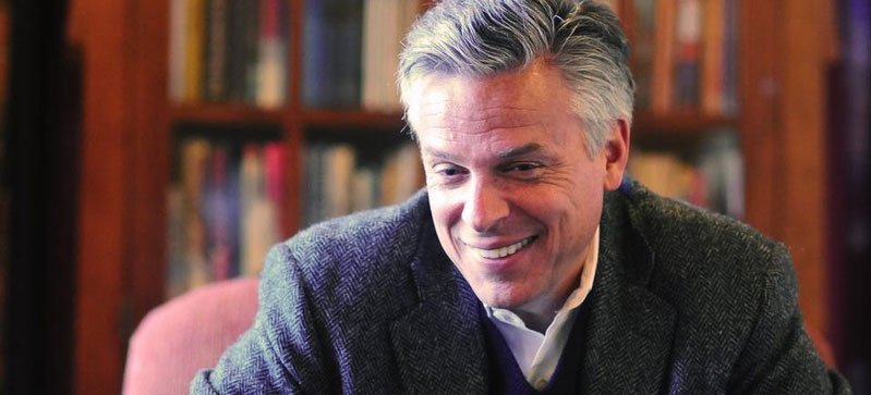 Photo of Huntsman signs on to conservative appeal for same-sex marriage