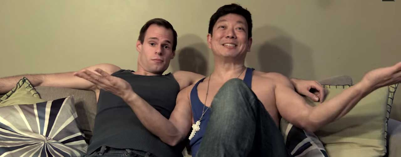 Photo of Video: 'My Husband's Not Straight' lampoons TLC show