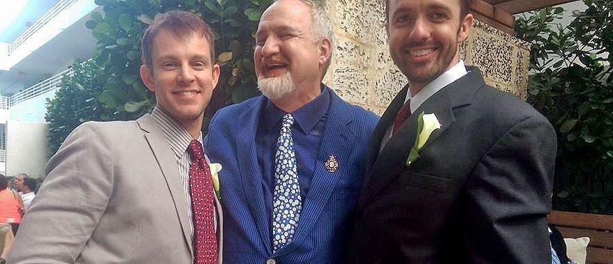 Photo of Utah couple joins mass wedding in Florida
