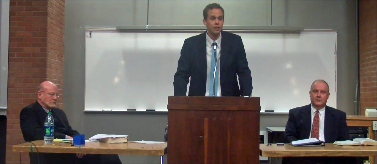 Photo of Video: Utah pastors debate homosexuality and Christianity