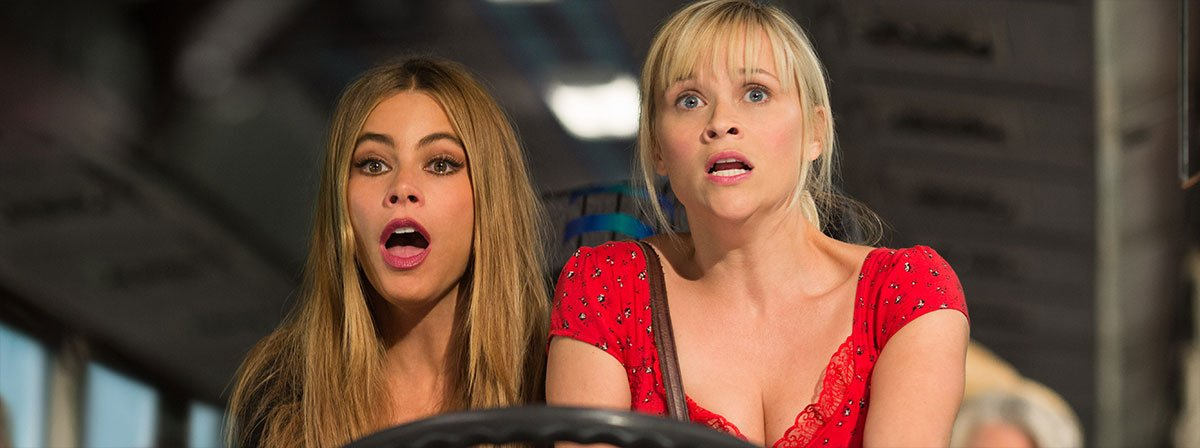 Photo of Reese Witherspoon and Sofia Vergara: Life, Lesbians and the Pursuit of Hotness