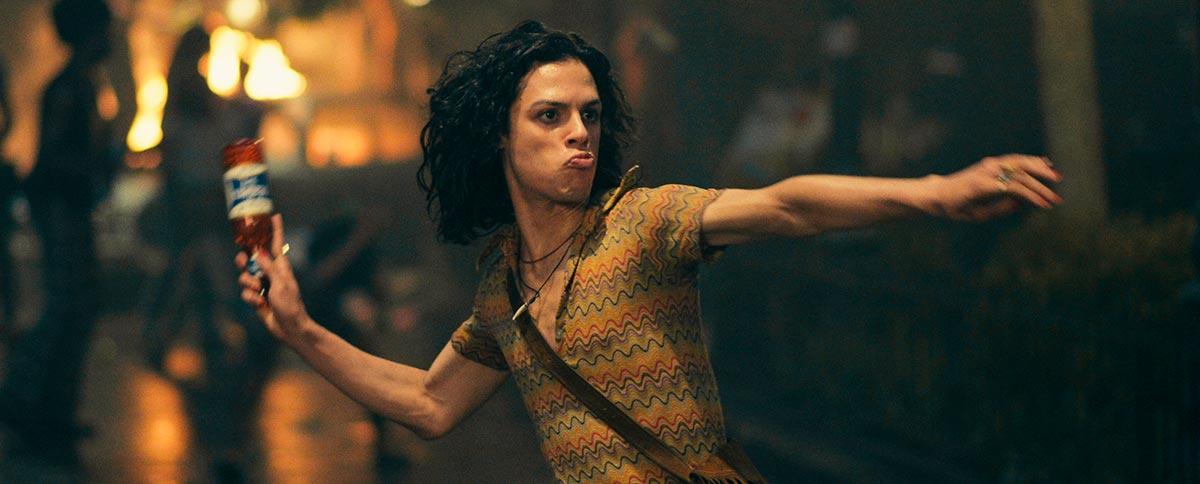 Photo of 'Stonewall' actor, director talk 'whitewashing' controversy, emotional brick-scene shoot and sex scene nerves