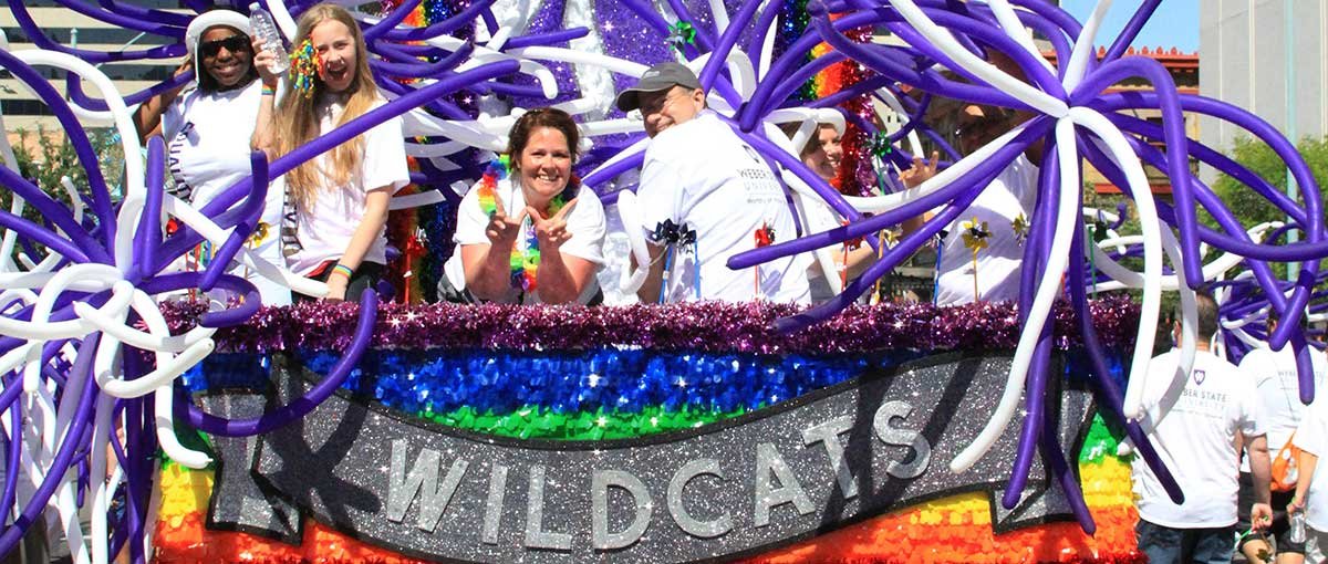 Photo of Weber State Pride Week set for Oct 12–16