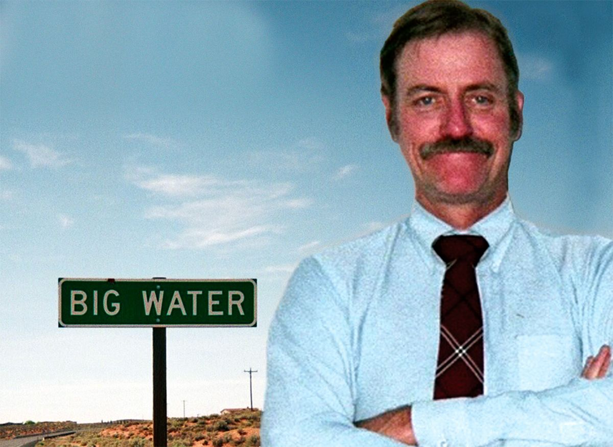Photo of Utah's Gay Mayor