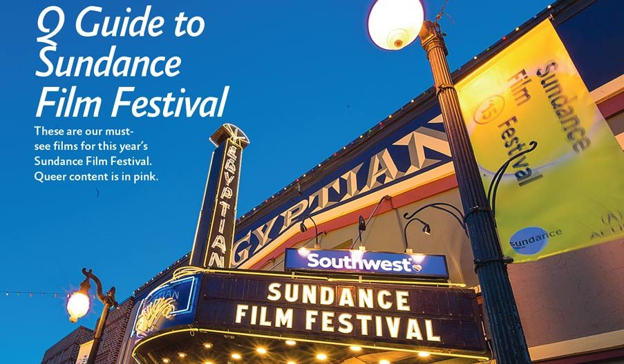 Photo of Queer Guide to Sundance