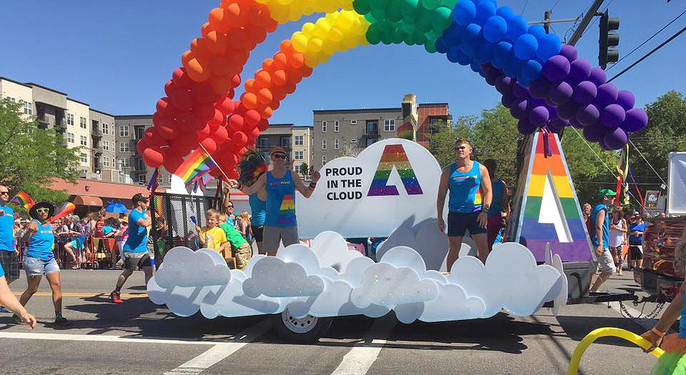 Photo of Utah Pride announces parade winners