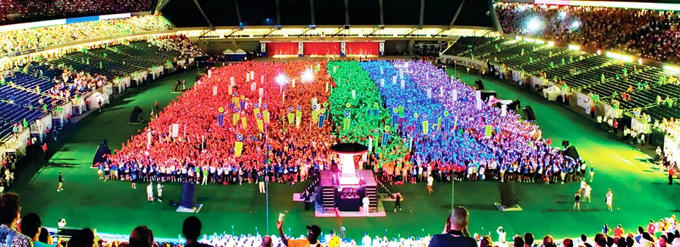 Photo of Salt Lake City bids for Gay Games XI in 2022