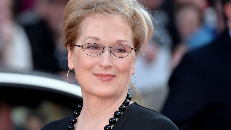 Photo of A Moment with Meryl Streep