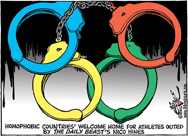Photo of Cartoon – Rio Grindr