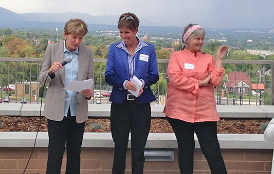 Photo of LGBTQ Community Endowment Fund hosts reception to honor grantees