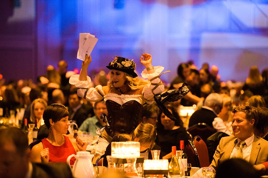 Photo of Really big show, surprises and progress at Equality Utah Allies Dinner