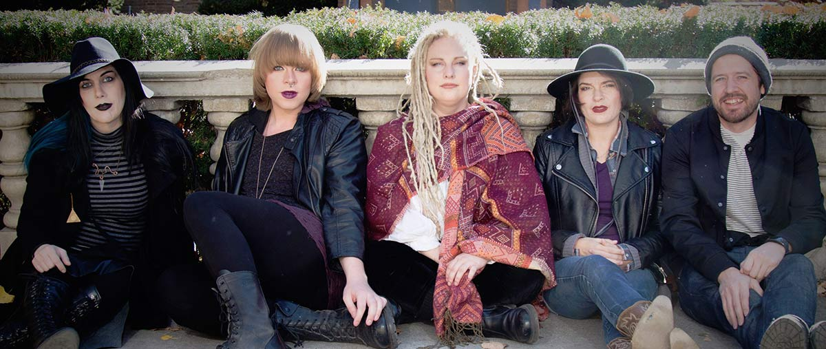 Photo of Salt Lake band Elytra a gender bender