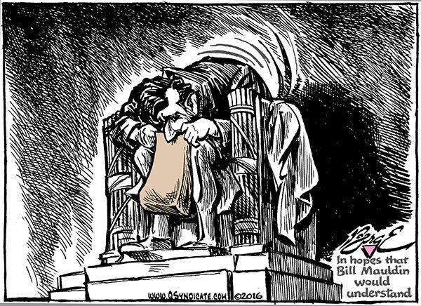 Photo of Cartoon – In the Bag