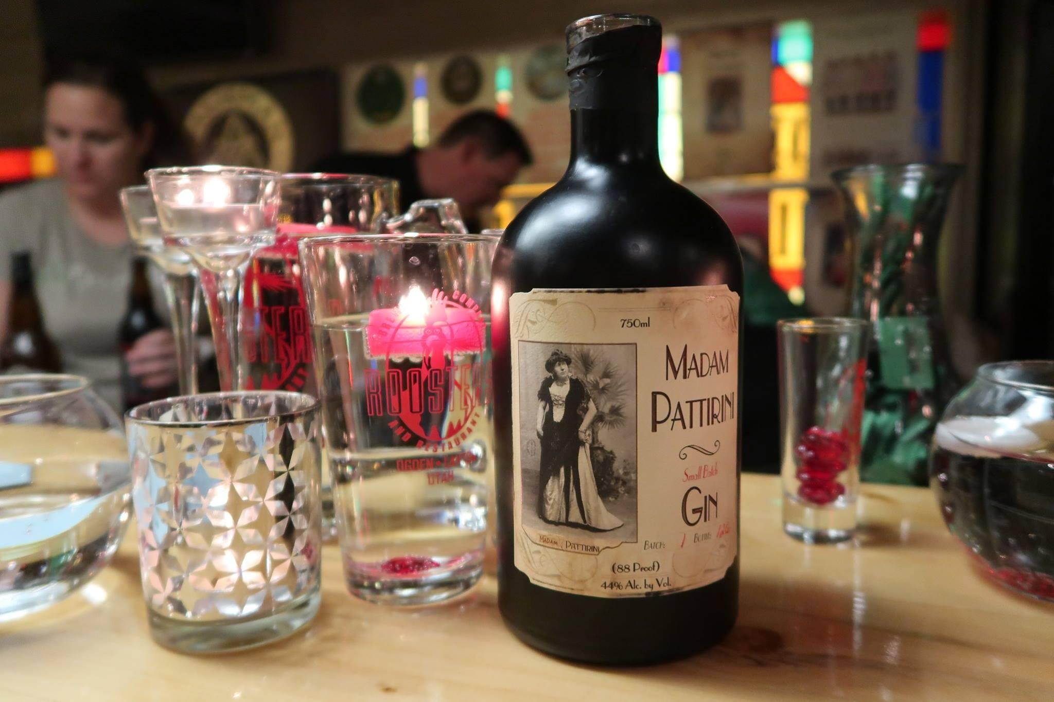 Photo of Ogden's Own distillery announces award-winning Madam Pattirini Gin