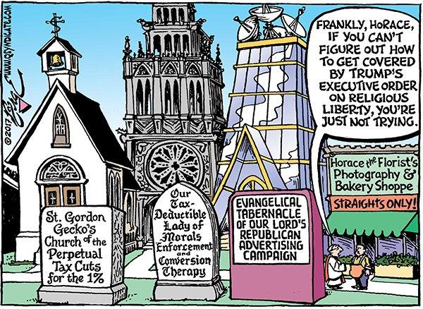 Photo of Cartoon – Houses of Unholy