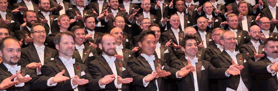 Photo of San Francisco Gay Men's Chorus will preview 'The Lavender Pen Tour' in Park City
