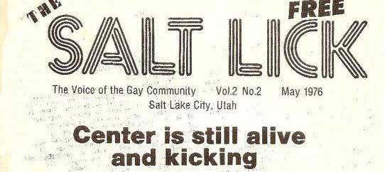 QMmunity: Historic talk of LGBT Utah 1975-76