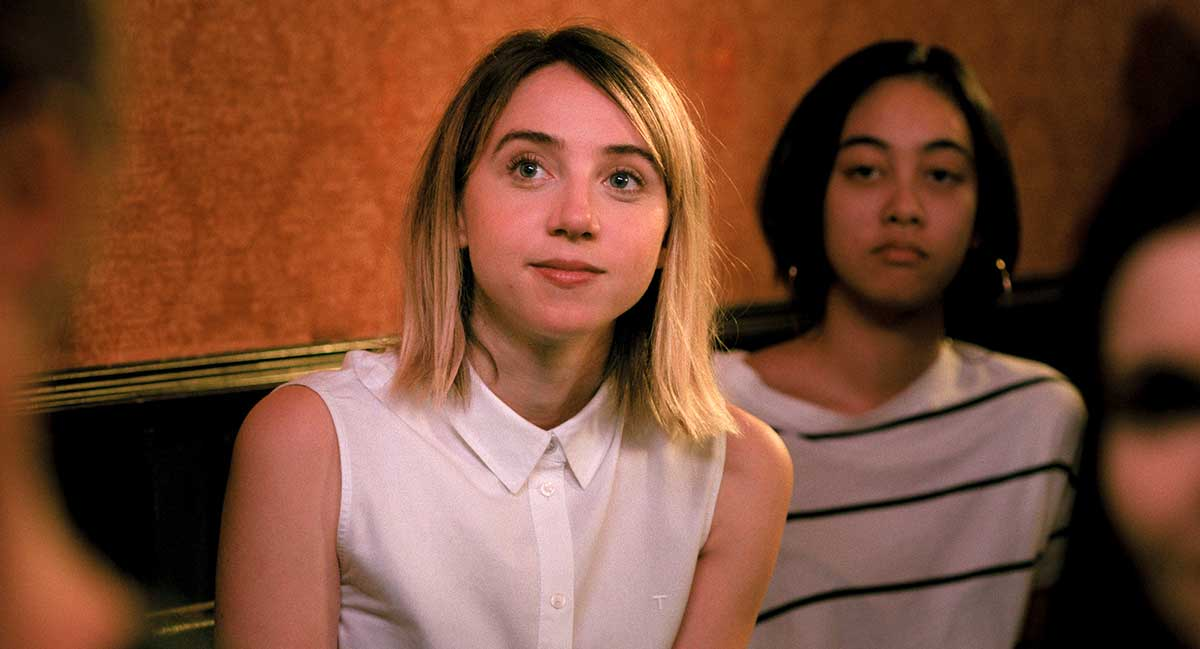 Photo of Interview: Crazy for Zoe Kazan