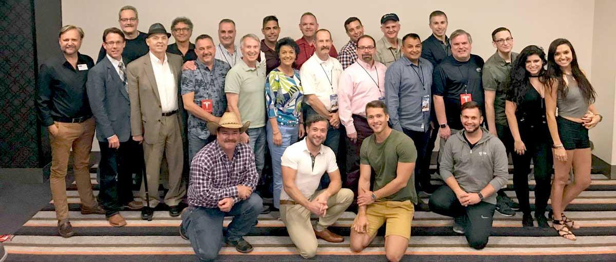 Photo of Publishers of LGBT media meet in Denver