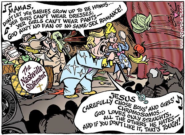 Photo of Cartoon – The Nashville Noise